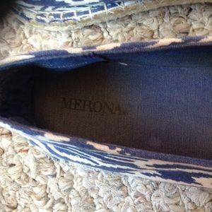 Merona Shoes - MERONA SLIP ONS 7 GRNTLE USE